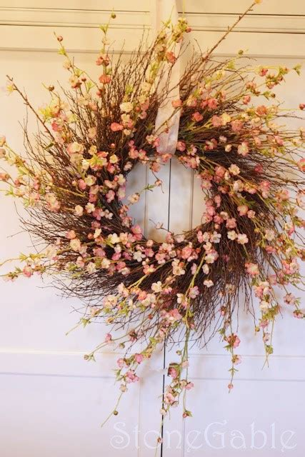 forsythia wreath tutorial forsythia wreath wreaths and easy click here to see how to make this twiggy spring wreath