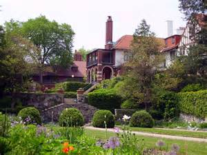 cranbrook house and gardens bloomfield michigan