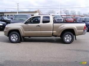 2006 Toyota Tacoma Access Cab Desert Sand Mica 2006 Toyota Tacoma Access Cab 4x4