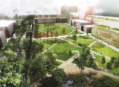 Landscape Architecture Open University Rutgers Livingston Cus Open Space Design