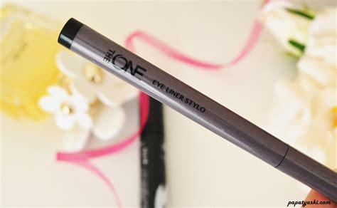 Eyeliner Oriflame The One oriflame the one maskara ve eyeliner 莢ncelemesi papatya a蝓k莖