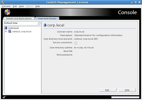 linux howto ldap al s tech tips install ldap on centos step by step