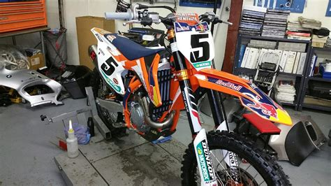 factory motocross bike for sale ktm 450 factory edition 2015 race bike for sale for