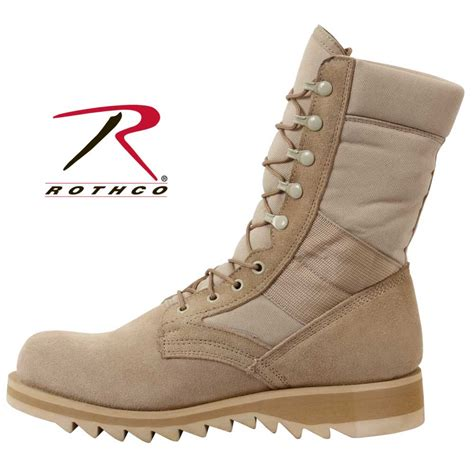 ripple sole boots ripple sole jungle boots regular width desert