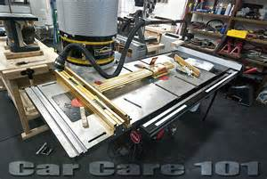 Sawstop Table Saw Sawstop Table And Router System Artisan Dice