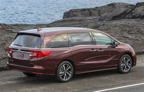 2020 Honda Odyssey Release Date by 2020 Honda Odyssey Release Date Changes Rumors Price