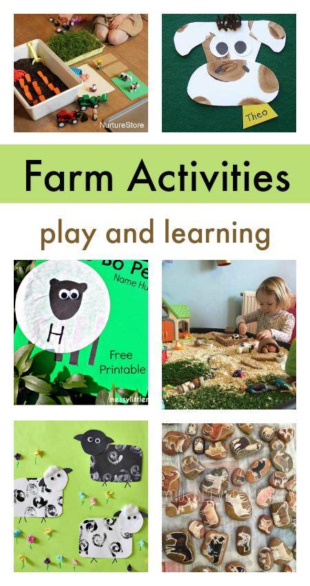 Farm Theme Home Preschool Lesson 17 Best Images About Planter Box On