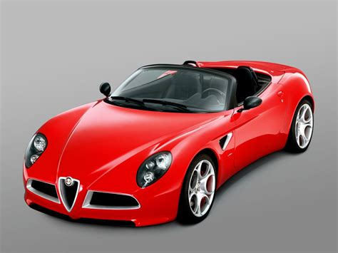 Alfa Romeo Sports Car by New Cars Update Alfa Romeo Sports Cars Pics