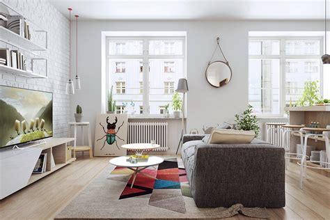 wohnzimmer nordischer stil hervorragende einrichtungen in nordic style trendomat