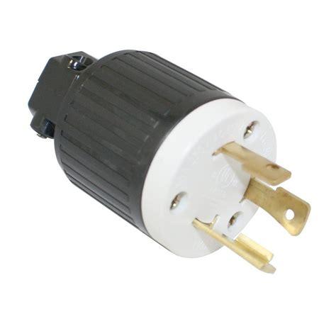 L6 30P Plug 250V 30A NEMA Twist Locking Plug