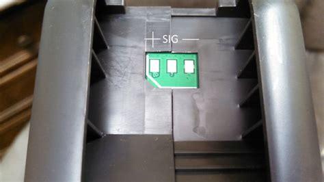 xyz filament resetter arduino da vinci 1 0 filament reset