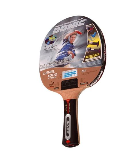 Bola Pingpong Merk Donic Promo donic waldner 1000 table tennis racket with free cover buy at best price on snapdeal