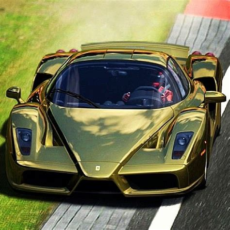 golden ferrari enzo gold ferrari enzo shoes quot я quot us pinterest