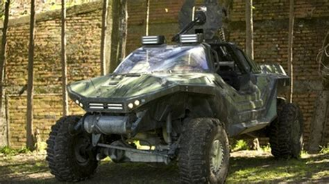 halo 4 warthog halo warthog vehicle goes for test drive