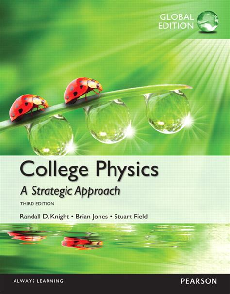 Pdf College Physics Strategic Approach 3rd by College Physics A Strategic Approach Global Edition 3rd