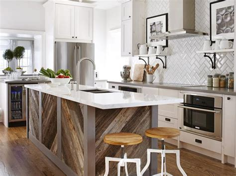 reclaimed wood kitchen islands 10 unexpected uses for reclaimed wood around the house