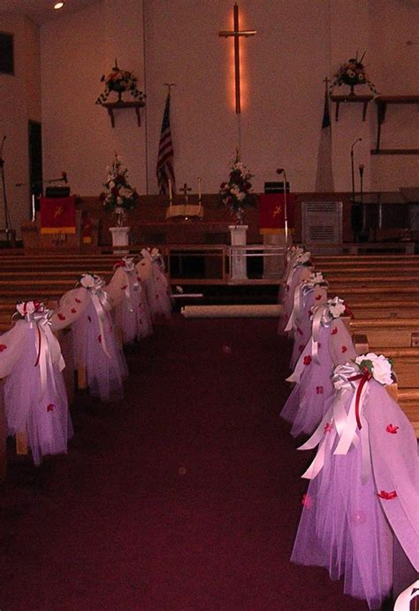 churches decorated for church decorations for wedding decoration