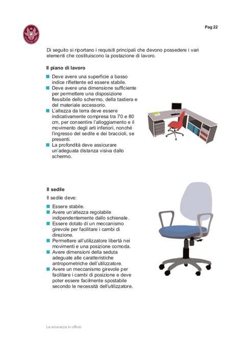 ufficio sicurezza la sicurezza in ufficio