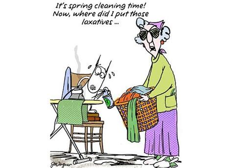 time for spring cleaning spring cleaning time maxine pinterest