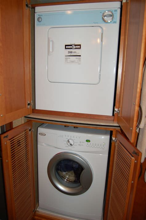 washer and dryer washer and dryer rv renovations by coach works