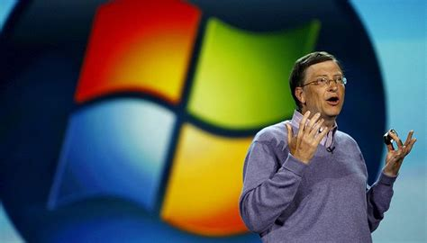 Windows Vista Launch Bill Gates Speech 4 The One Where We Find Out What It Actually Does by More Tech Troopers Recreating Iconic Images From The