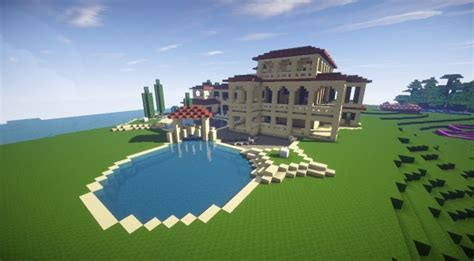 membuat rumah di minecraft desain rumah di minecraft rumah indah