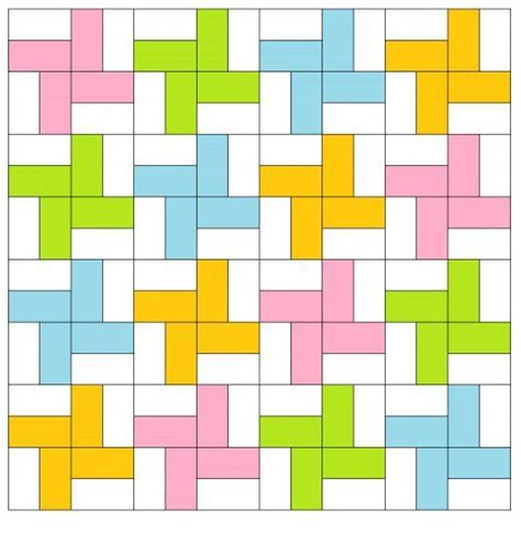 quilt pattern rectangles easy rectangle quilt patterns рукодельное шитьё