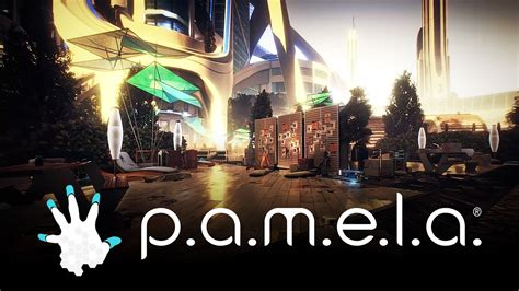Sci Fi L by Sci Fi Survival Horror P A M E L A Gets Early Access Release Date Pc