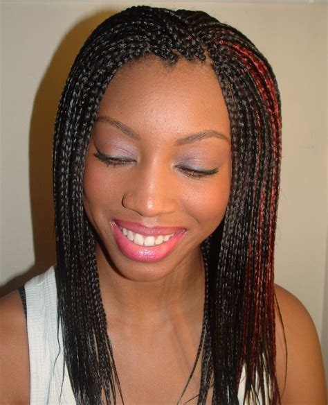 Braid Hairstyle by Black Braided Hairstyles Beautiful Hairstyles