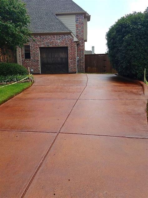 Decorative Concrete Driveways to Enhance Your Home
