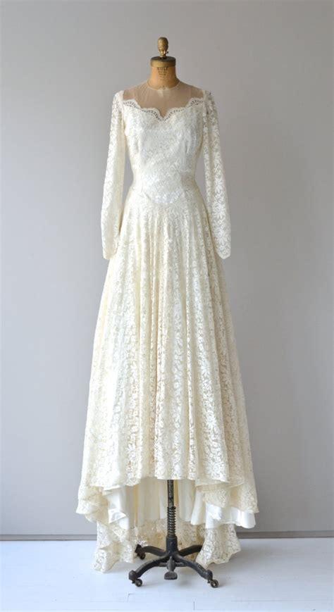 Vintage Wedding Dresses 1950 by 1950 S Vintage Wedding Dresses Grace