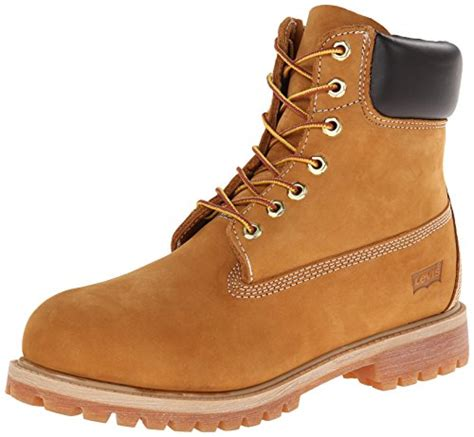 levis boots mens levis s harrison fashion boot wheat 13 m us frenzystyle