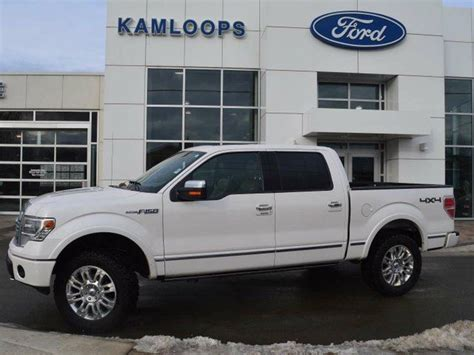 2013 Ford F 150 Supercrew Cab 2013 ford f 150 platinum 4x4 supercrew cab 5 5 ft box 145