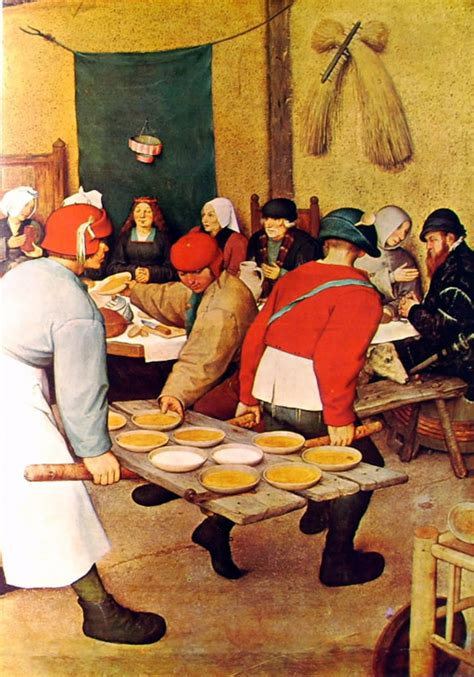 banchetto nuziale quot banchetto nuziale quot di pieter bruegel