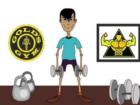 imagenes animadas gym motivaci 243 n gym animado youtube