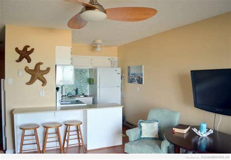consejos  decorar  apartamento en la playa tu casa