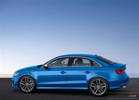 Audi S3 Berline 2015 en photos HD