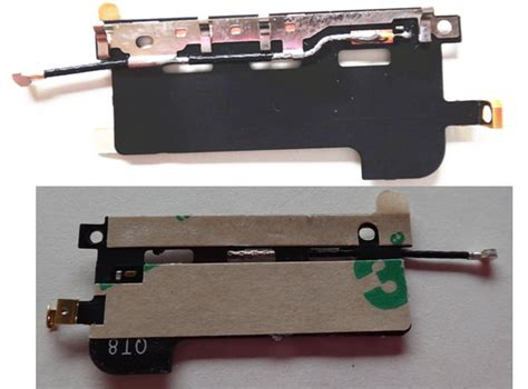 Part Ic Iphone 4g Wifi Rafencell iphone 4 4g antenna wifi flex cable signal part apple