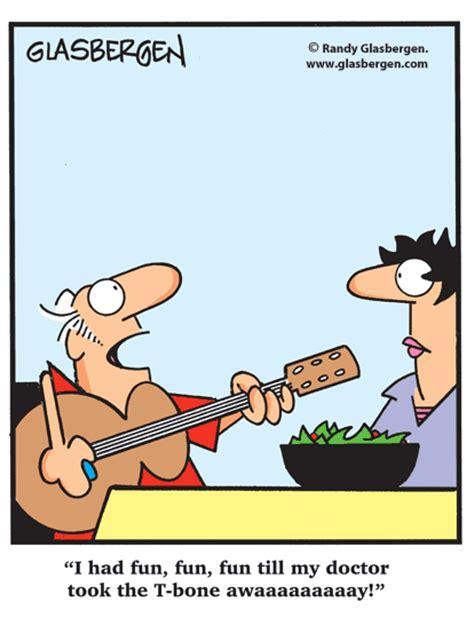 Jokes About Detox Diets by Web Archives Randy Glasbergen