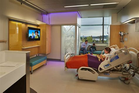 emergency room seattle seattle children s hospital by zgf architects seattle us 187 retail design