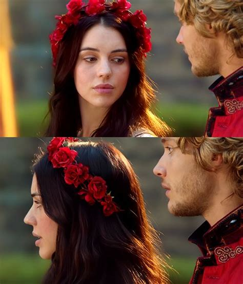 long may she reign adelaide kane inspired hair makeup don t sink my ship you bastard long may she reign