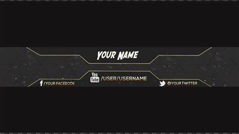 youtube 2013 new channel banner template thunderous71 motorbike