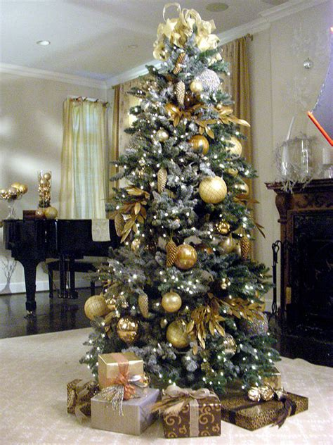 tree decoration 2011 christmas tree designs and decor ideas design