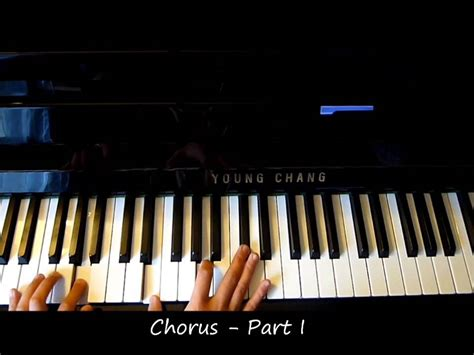 youtube tutorial let her go birdy let her go passenger tutorial piano youtube