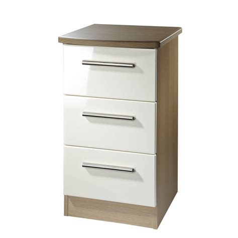 the kensington range bedroom furniture kensington three drawer locker