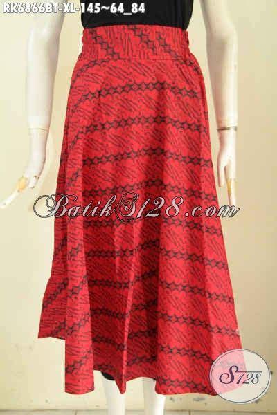 Rok Klok Anak rok klok batik untuk wanita dewasa busana batik modis