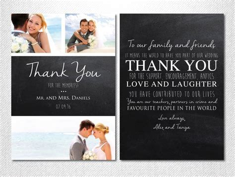 40 best Thank you Cards: Wedding images on Pinterest