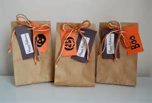 Halloween Bag Craft - halloween treat bags amp the best cookie cut out recipe i have ever tried northstory
