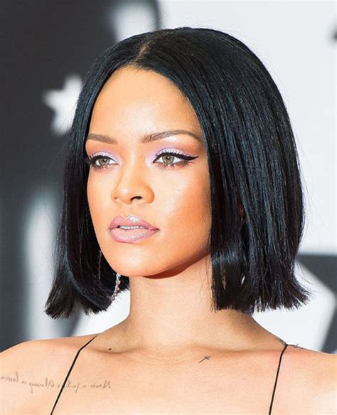 bob cut hairstyles rihanna 20 stylish rihanna bob haircuts short hairstyles