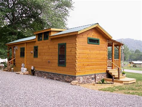 Manufactured Log Cabin Homes by Log Cabins 11